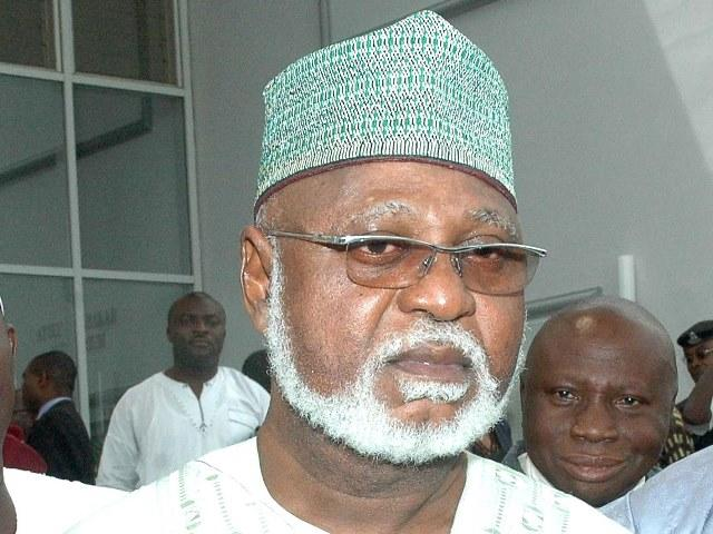 """""""I will forever be an enemy of anyone who tries to hinder democratic development of Nigeria- Gen. Abdulsalami spits fire"""