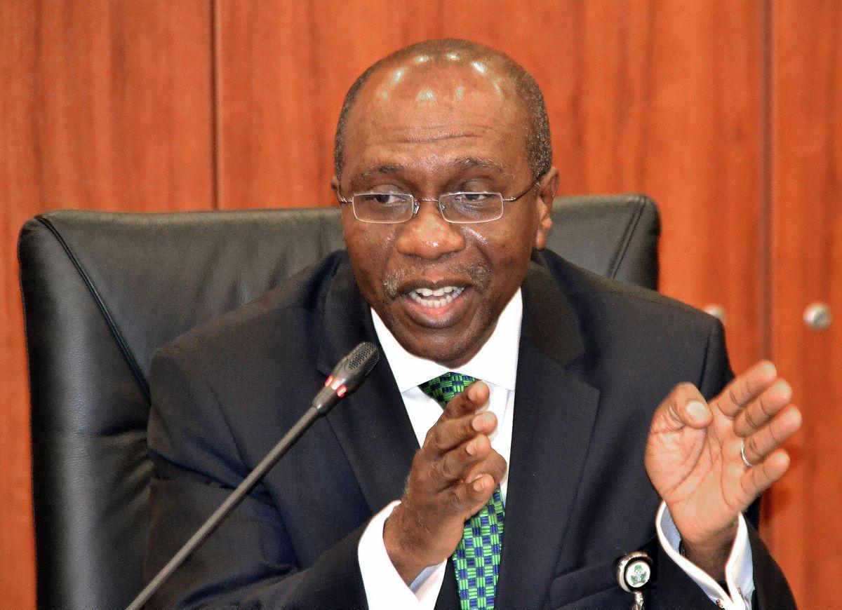 Godwin Emefiele speaks (FULL STATEMENT)