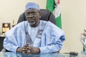 Breaking: Commotion as EFCC detains ex-governor Shekarau