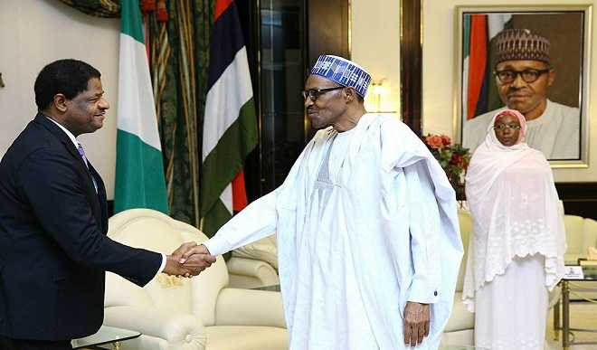 We need our troops back home, Buhari tells Guinea Bissau